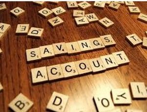 "Scrabble pieces spell out ""savings account,"" which is what ABLE accounts are."