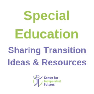 "Logo for LinkedIn group ""Special Education: Sharing Transition Ideas & Resources"""