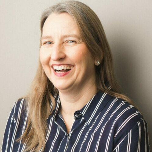Constance Paesel, HR/Financial Coordinator