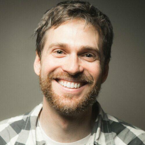 Rob Larson, Community Life Coordinator & Life Skills Tutor