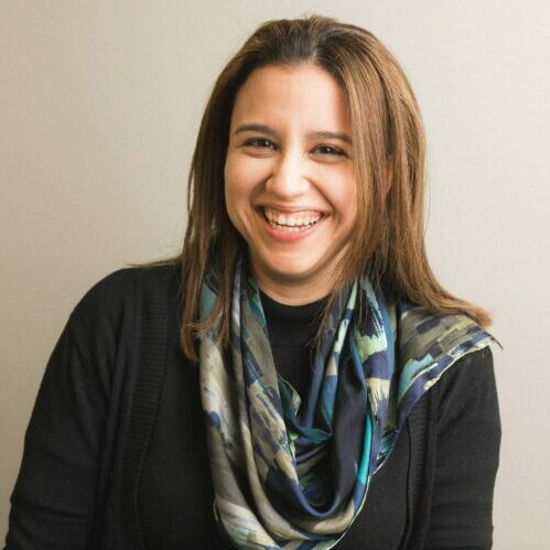 Claudia Quijada, Office Administrator