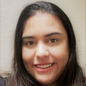 Image of Cecilia Palma smiling