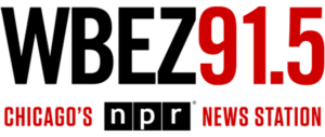 WBEZ 91.5 Chicago's NPR News Station logo